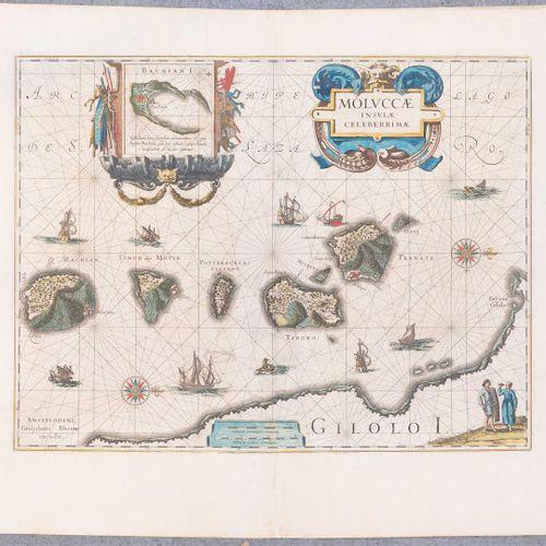 Willem Jansz. Blaeu (1571 1638) Willem Jansz. Blaeu (1571 1638)  Moluccae Insula…
