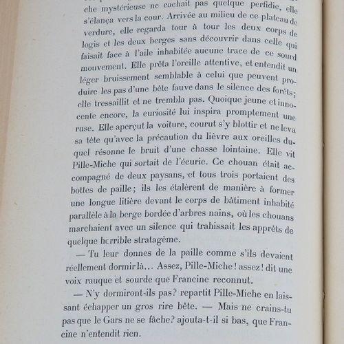Honore de Balzac Les Chouans, Paris 1907 Honore de Balzac Les Chouans, Paris 190…