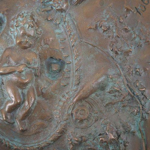 Theo Tobiasse Théo TOBIASSE  Bible : Rachel (Maternity)    Bronze sculpture, nat…
