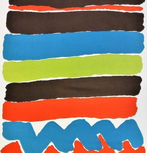Sonia DELAUNAY Sonia DELAUNAY (after)  Tapestries by Sonia Delaunay    Exhibitio…
