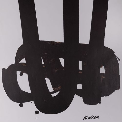 Pierre SOULAGES Pierre Soulages  Munich Olympic Games, 1972    Original lithogra…