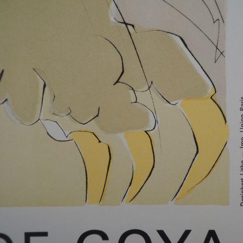Salvador DALI Salvador Dali (1904 1989)  The Caprices of Goya, 1977    Colour li…