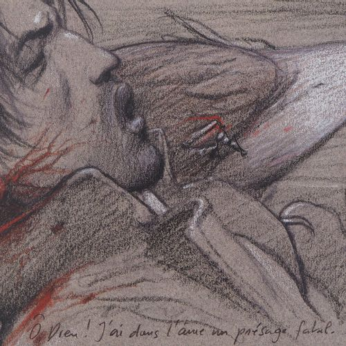 Enki BILAL Enki Bilal  Romeo and Juliet: Fatal Sign (set of three lots), 2011   …