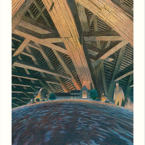 François SCHUITEN Four colour printing (offset).  Publisher: Atlantic 12  Dimens…