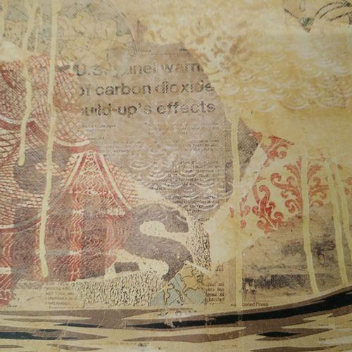 Shepard FAIREY Shepard Fairey (Obey)       Dark Wave    Offset printing on cream…
