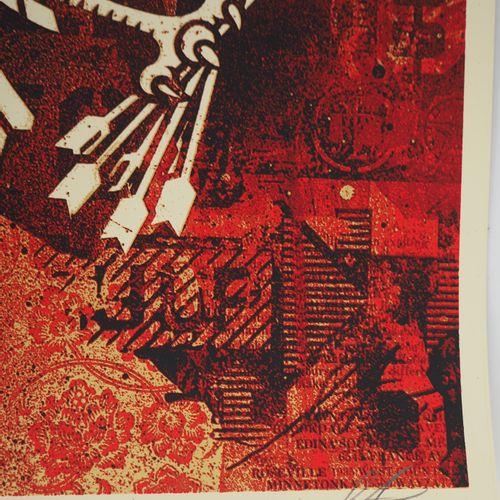 Shepard FAIREY Shepard FAIREY aka Obey Giant (USA, 1970)  Keep It Underground, 2…