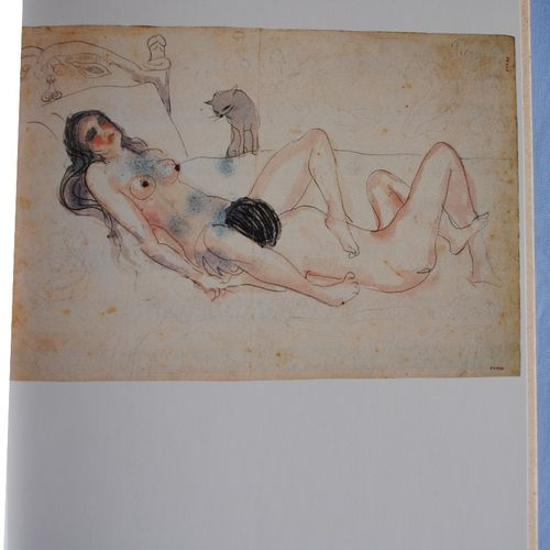 Pablo PICASSO Pablo PICASSO (after)  Erotic notebook with 31 illustrations by th…