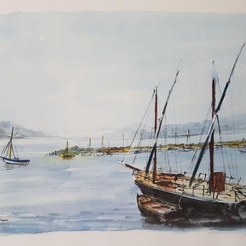 Jean Pierre RÉMON Jean Pierre REMON (born in 1928)  Tales from Lake Geneva     W…