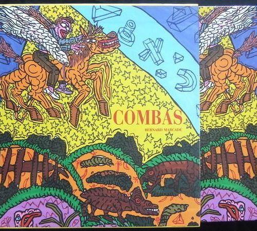 ROBERT COMBAS Robert COMBAS (1957 )  Sans titre, 1991     Dessin au feutre posca…