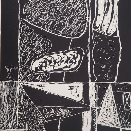 Le Corbusier Le Corbusier  Suzanne et le Pacifique, 1957  Lithographie originale…