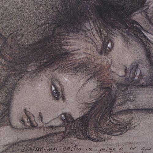 Enki BILAL Enki Bilal  罗密欧与朱丽叶:禁忌之爱(两套),2011年  四肢发达  无符号  每张铜版纸25×50厘米  状况极佳    …