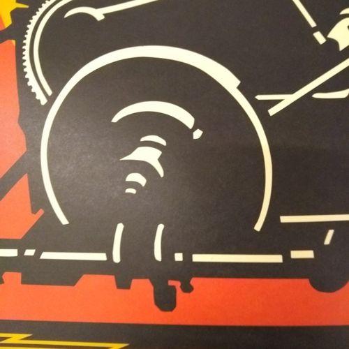 Shepard FAIREY Shepard Fairey (OBEY)  Print and Destroy  Impression Offset sur p…