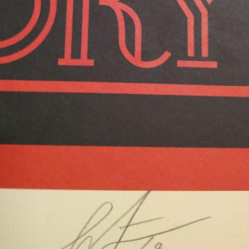 Shepard FAIREY Shepard FAIREY  Green Power  Impression offset sur papier sur pap…