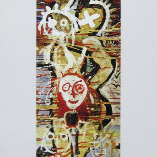 Mark & Paul Kostabi + Tony Esposito 马克 科斯塔比(1960年)保罗 科斯塔比(1962年)托尼 埃斯波西托(1950年) …