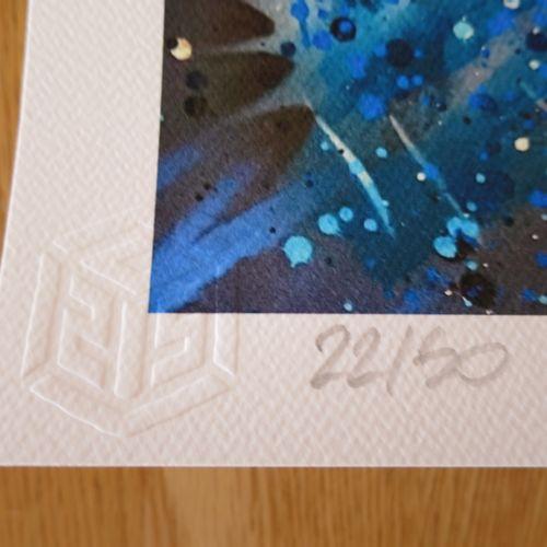 C215 C215  巴斯基亚XL, 2020     康生纸上的数码打印。   C215的亲笔签名   尺寸:50 x 40 cm   版本:50册    出…