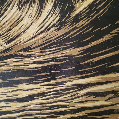Shepard FAIREY Shepard Fairey (Obey)   黑暗浪潮    由Shepard Fairey (Obey)编辑的奶油纸胶印本。 …