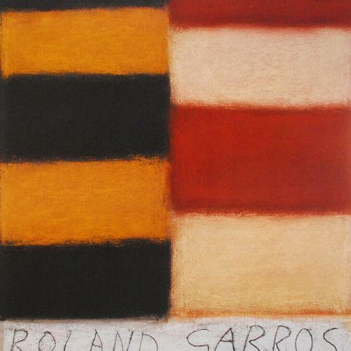 Sean Scully Sean Scully (1945)  Roland Garros, 2001  Impression offset éditée pa…