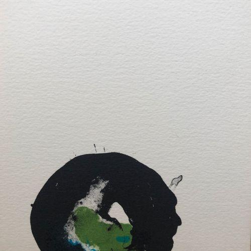 Olivier DEBRE Olivier DEBRÉ  Composition  Lithographie originale sur papier Arch…