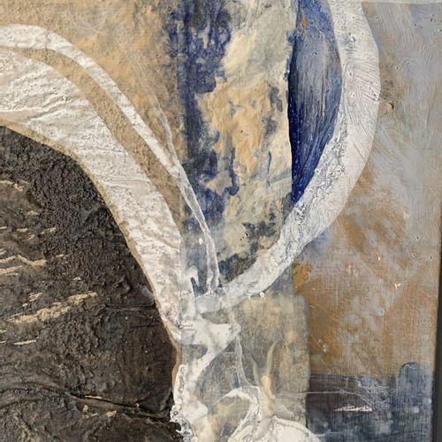 Quim Corominas Quim Coromina  Africa, 1992     Acrylique et collages sur toile  …