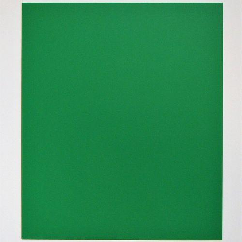 Imi Knoebel Imi KNOEBEL ( 1940 )  Rot Gelb Weiss Blau, 1995  Sérigraphie multico…