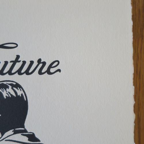 Shepard FAIREY Shepard FAIREY (Obey)  没有未来, 2016  凸版印刷  签名:Shepard Fairey  300册的…