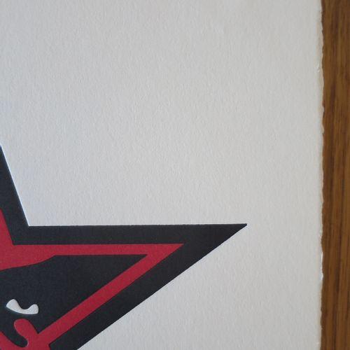 Shepard FAIREY Shepard FAIREY (Obey)  Obey Star, 2013  Impression typographique …