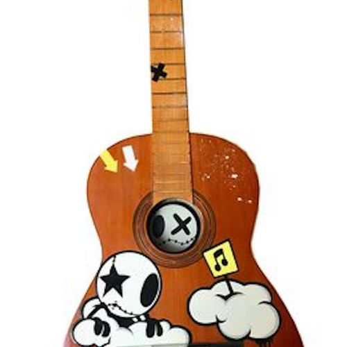 Arsen ARSEN   Musiko   Technique sur guitare     Oeuvre unique vendue en parfait…