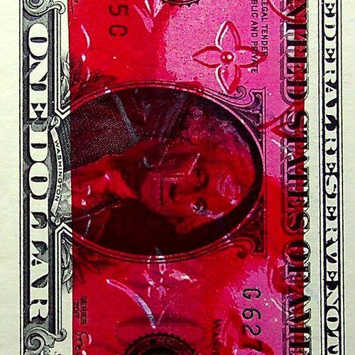 Death NYC Death NYC  Bomb of graffiti Louis Vuitton  Sérigraphie originale de De…