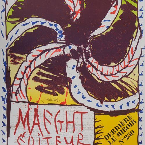 Pierre ALECHINSKY Pierre ALECHINSKY  Hélice, 1982  Lithographie originale  Signé…