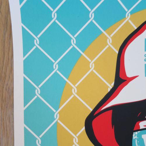 Shepard FAIREY Shepard Fairey  阿尔托 阿尔法西斯主义 ,2020年  丝网印刷在Speckletone纸上。  由Shepard…