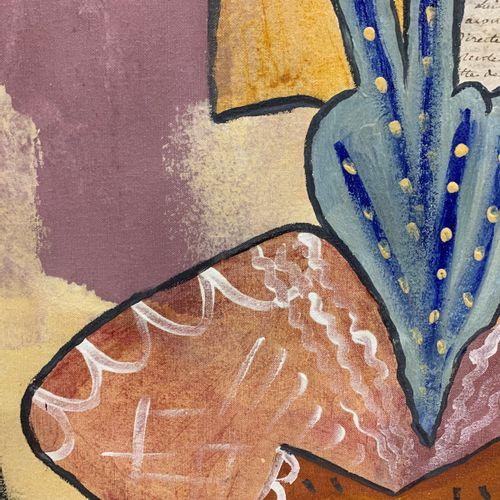 Denise Grisi Denise Grisi  Les doigts dans le nez     Technique mixte: Peinture …
