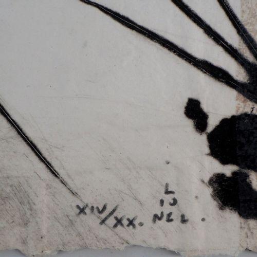 Lionel Perrotte LIONEL (Lionel PERROTTE, dit)  Composition  Gravure originale au…