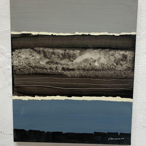Jean Rouzaud Jean Rouzaud,  Sans titre n°286, 2004     Acrylique sur toile   Sig…