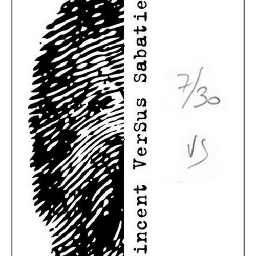 Vincent Sabatier Vincent Sabatier  爱马仕炸弹,2019年  丝网印刷品 签名和编号7/30 Fabriano 240克艺术纸…