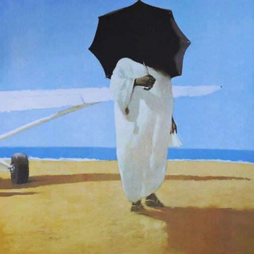 Julio Larraz Julio Larraz (1961)  The Poet King  2007  Lithographie  Tirage en 7…