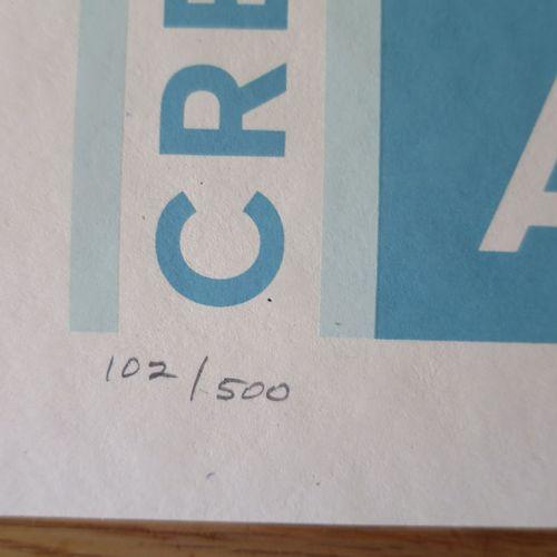 Shepard FAIREY Shepard Fairey (Obey)  Arts Vote, 2020  Sérigraphie sur papier cr…
