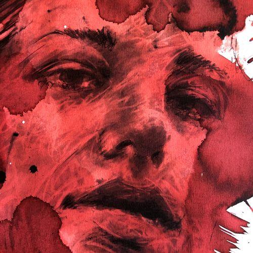 Philippe PASQUA Philippe Pasqua,  Sans titre, 2010  Technique mixte : impression…