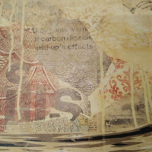 Shepard FAIREY Shepard Fairey (Obey)   黑暗浪潮    由Shepard Fairey (Obey)编辑的奶油纸胶印作品 …