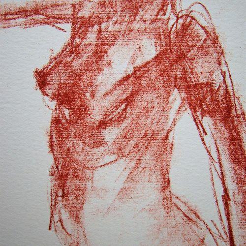 Claude GARACHE Claude GARACHE (1930 )  Argolette Claire, 1987  彩色石版画原作,印在Arches羊…