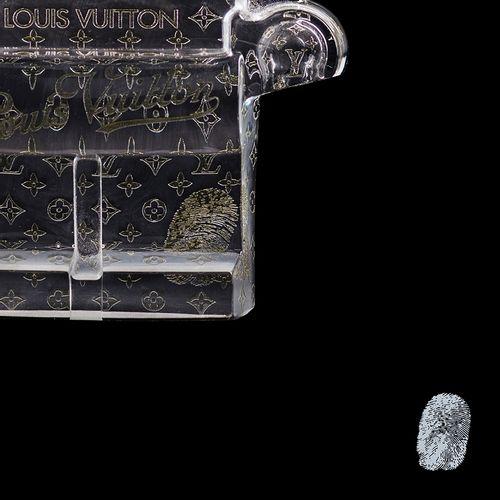 Vincent Sabatier Vincent Sabatier  Vuitton 4, 2019  Sérigraphie signée et numéro…