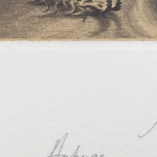 Jean Michel MATHIEUX MARIE Jean Michel MATHIEUX MARIE  超现实主义的昆虫  原始干点蚀刻画  铅笔签名的艺…