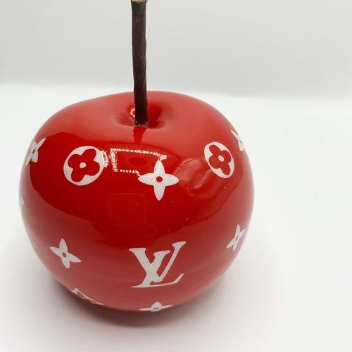 Benji 本杰明  苹果至尊   喷漆的树脂   尺寸11x8,5x8,5   8个版本   2021年    拍品将由我们的承运人负责,他们将以固定价格20…