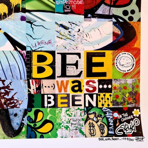 ARY KP ARY KP 蜜蜂被  200克现代哑光铜版纸上的海报  限量50份,由艺术家用毡尖笔签名和编号。  尺寸:70 x 70厘米    拍品将由我们…