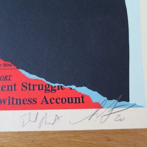 Shepard FAIREY Shepard Fairey (Obey)  我们时代的革命,2020年  丝网印刷在Speckletone奶油纸上。  签名:S…