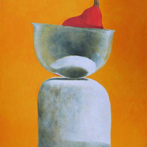 Julio Larraz Julio Larraz (1961)  Solstice  2007     Lithographie   Tirage en 75…