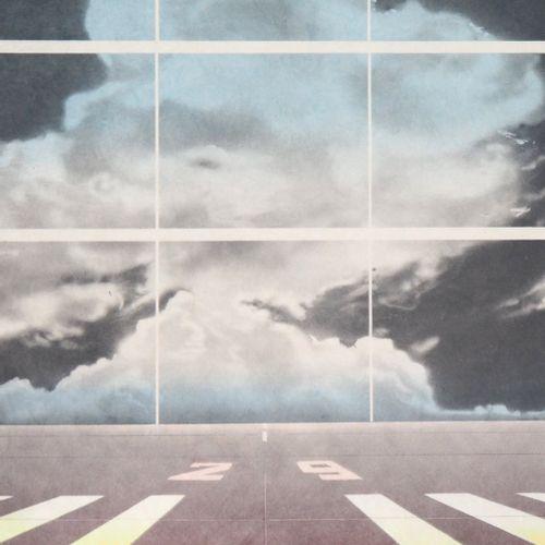 Peter Klasen Peter KLASEN  穿过天空  原始石版画  用铅笔签名  绘于日本纸上,40,5 x 31,5 cm  状况极佳    拍品…