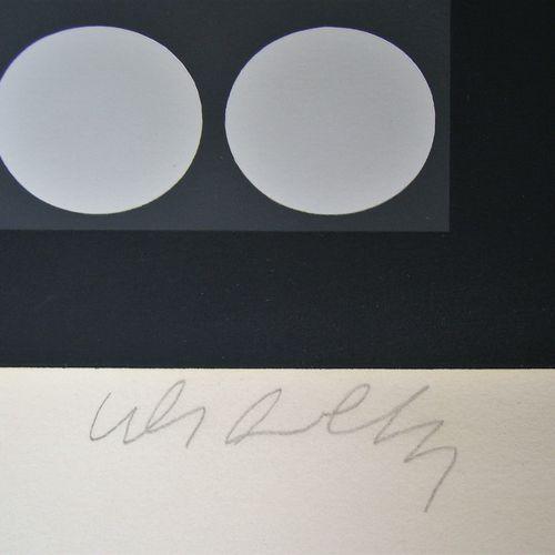 Victor Vasarely Victor VASARELY ( 1906 1997 )  Laika, 1970  Sérigraphie original…
