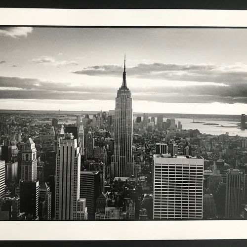 MICHEL GINIES Michel GINIÈS   New York City, the Empire State Building Photograp…