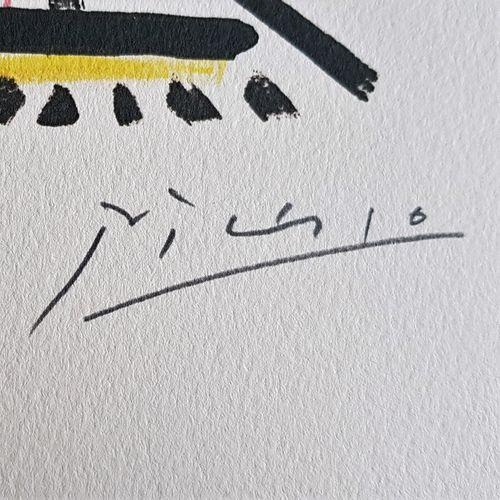 Pablo PICASSO Pablo Picasso (1881 1973) (d'après)  l'Atelier de la Californie  L…
