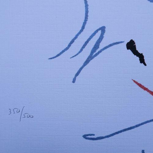 Pablo PICASSO Pablo PICASSO (1881 1973) (d'après)  La Corrida  Impression lithog…